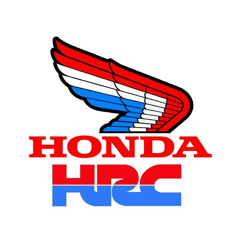 honda hrc stickers. Black Bedroom Furniture Sets. Home Design Ideas