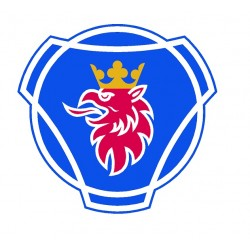 logo scania couleur